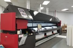 EFI 5r 16ft Grand Format Roll to Roll LED inkjet printer