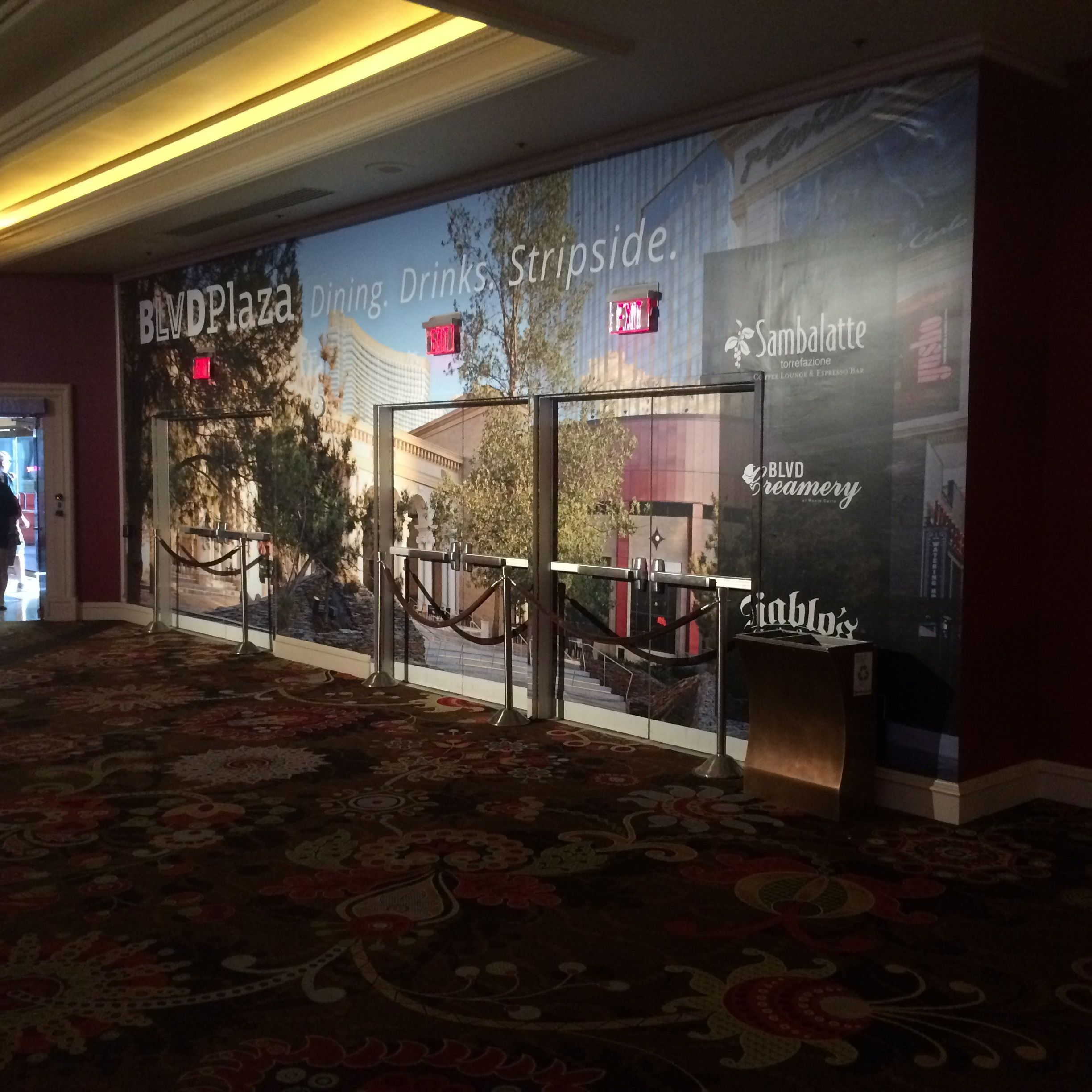 Wall Graphics Big Printing Las Vegas Large Format