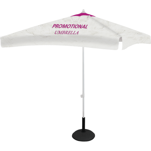 Custom printed promotional umbrella