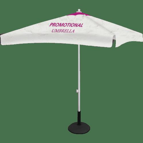 Custom printed promotional umbrella