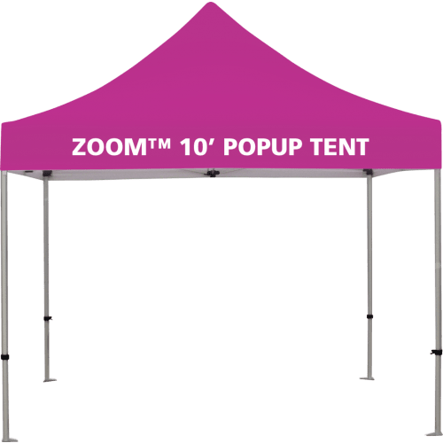 Custom printed canpoy tent