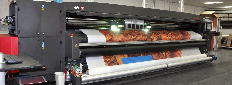 Grand format printer