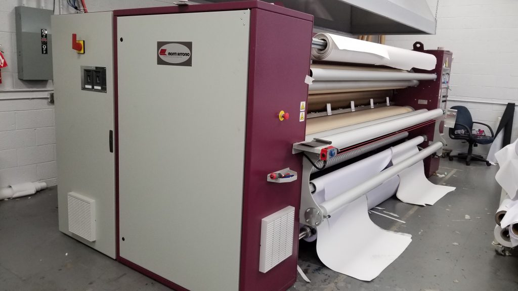 Monti Antonio Dye Sublimation Heat Transfer Unit