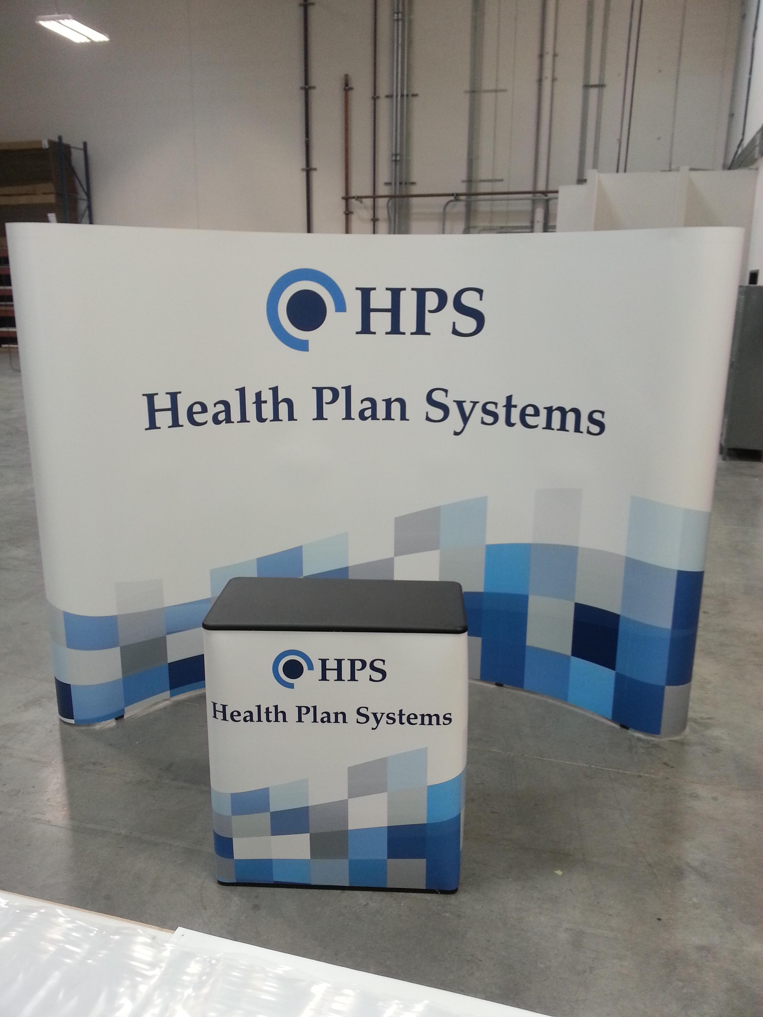 HPS Pop Up Display